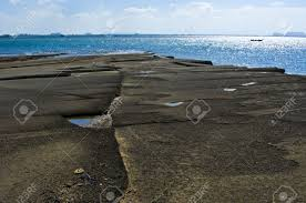 Wide Expanse Fossil Beach